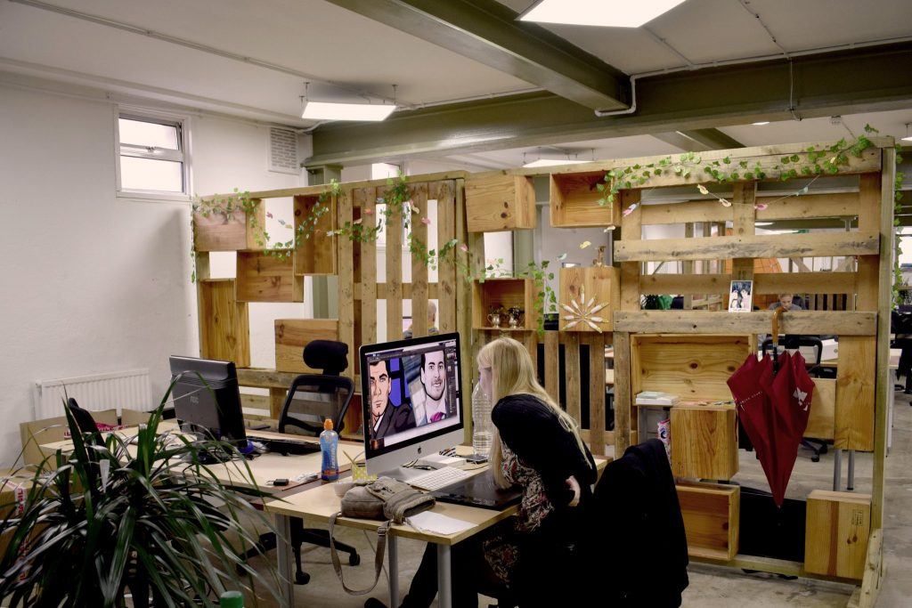 Greenhouse - working space - London