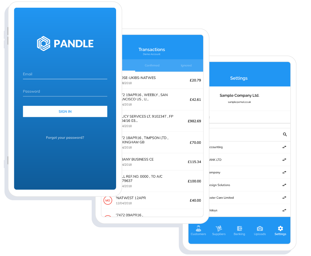 Free Accounting Software For Small Businesses | Pandle