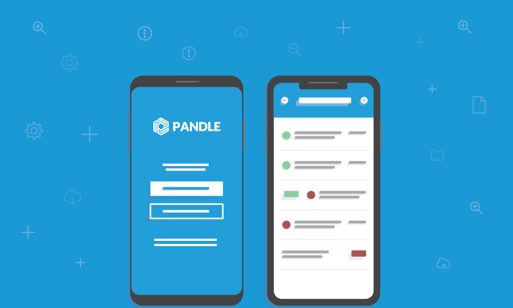 Pandle new app