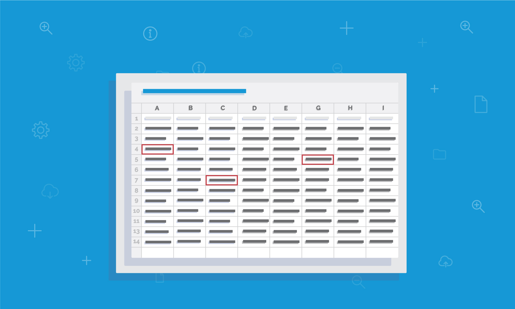 Common Spreadsheet Bookkeeping Errors and How to Avoid Them