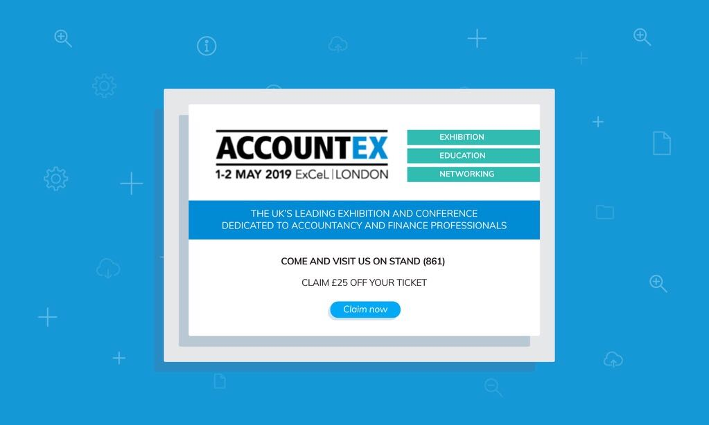 Pandle at Accountex 2019