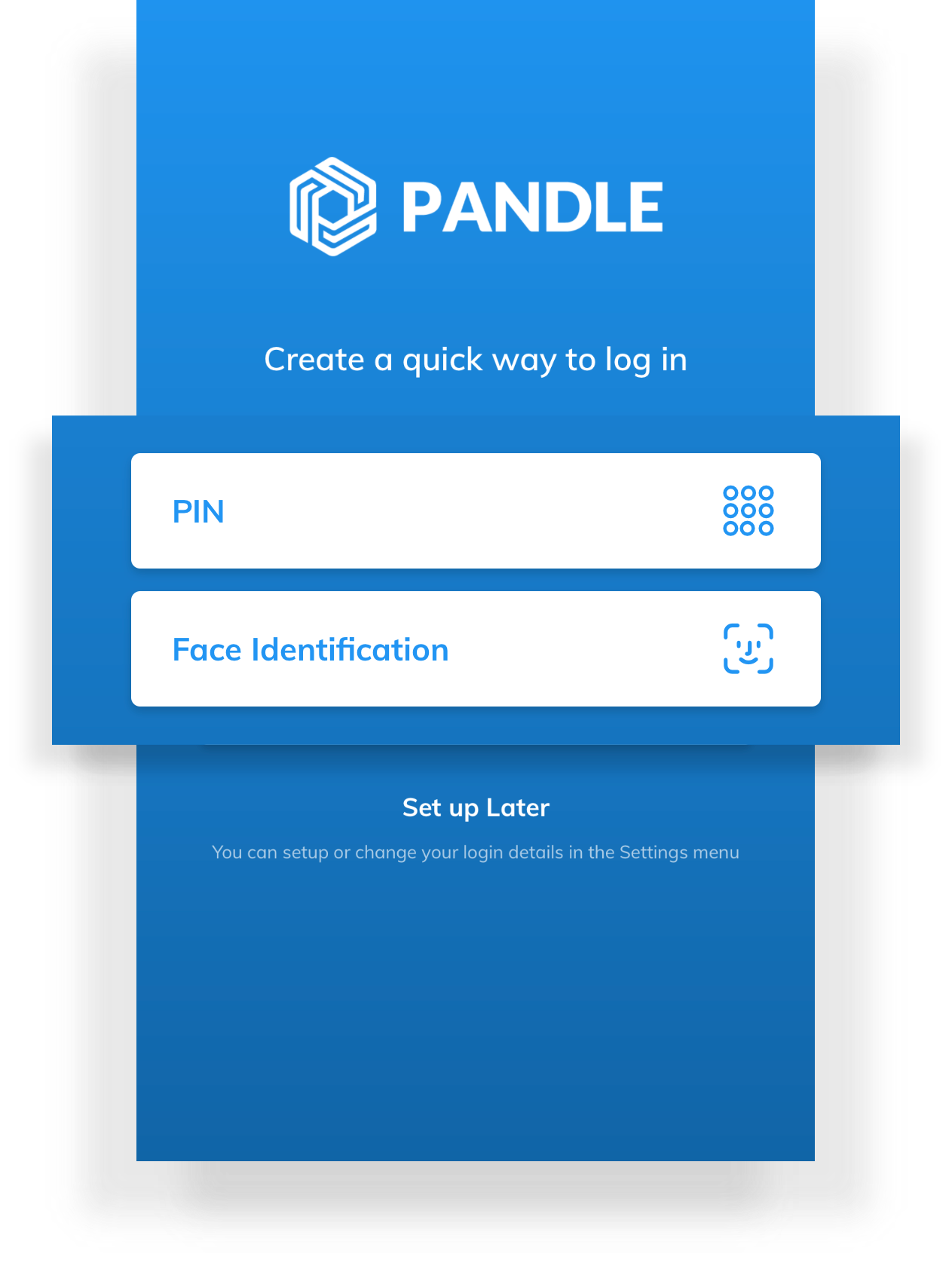 Introducing Biometric Login and Dashboards for Pandle Mobile 1
