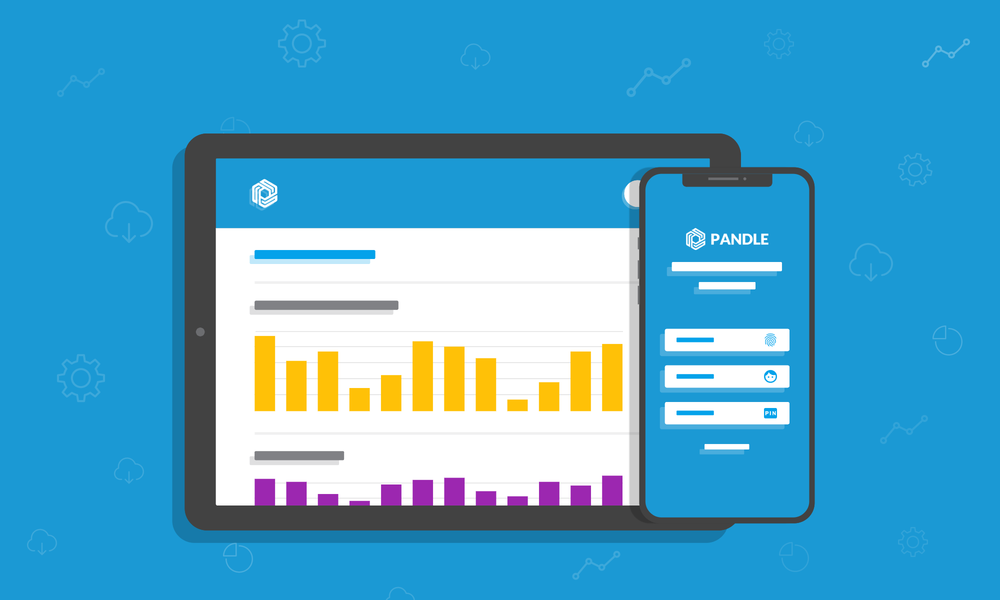 Introducing Biometric Login and Dashboards for Pandle Mobile