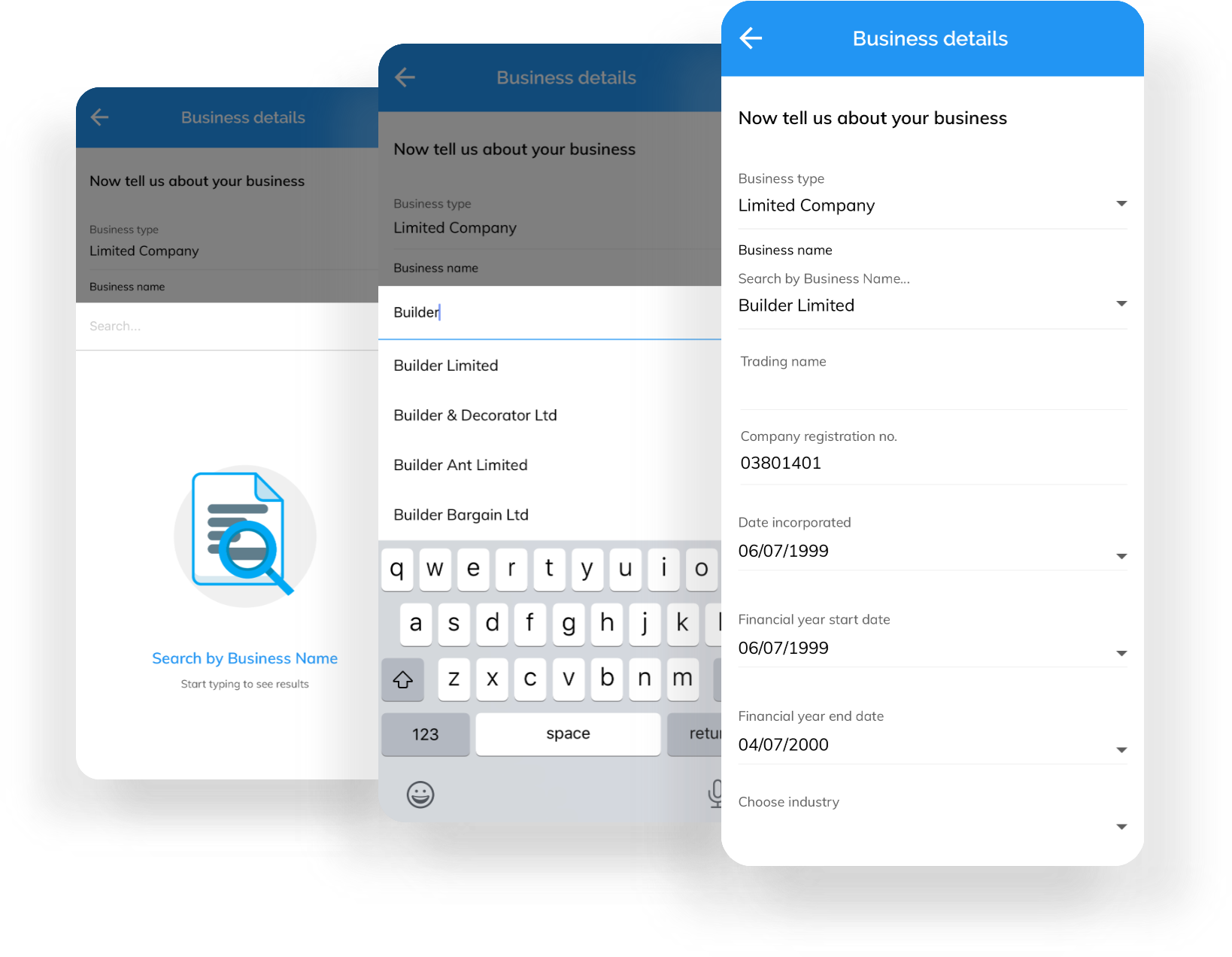 Create And Setup Your Account In Pandle Mobile 1