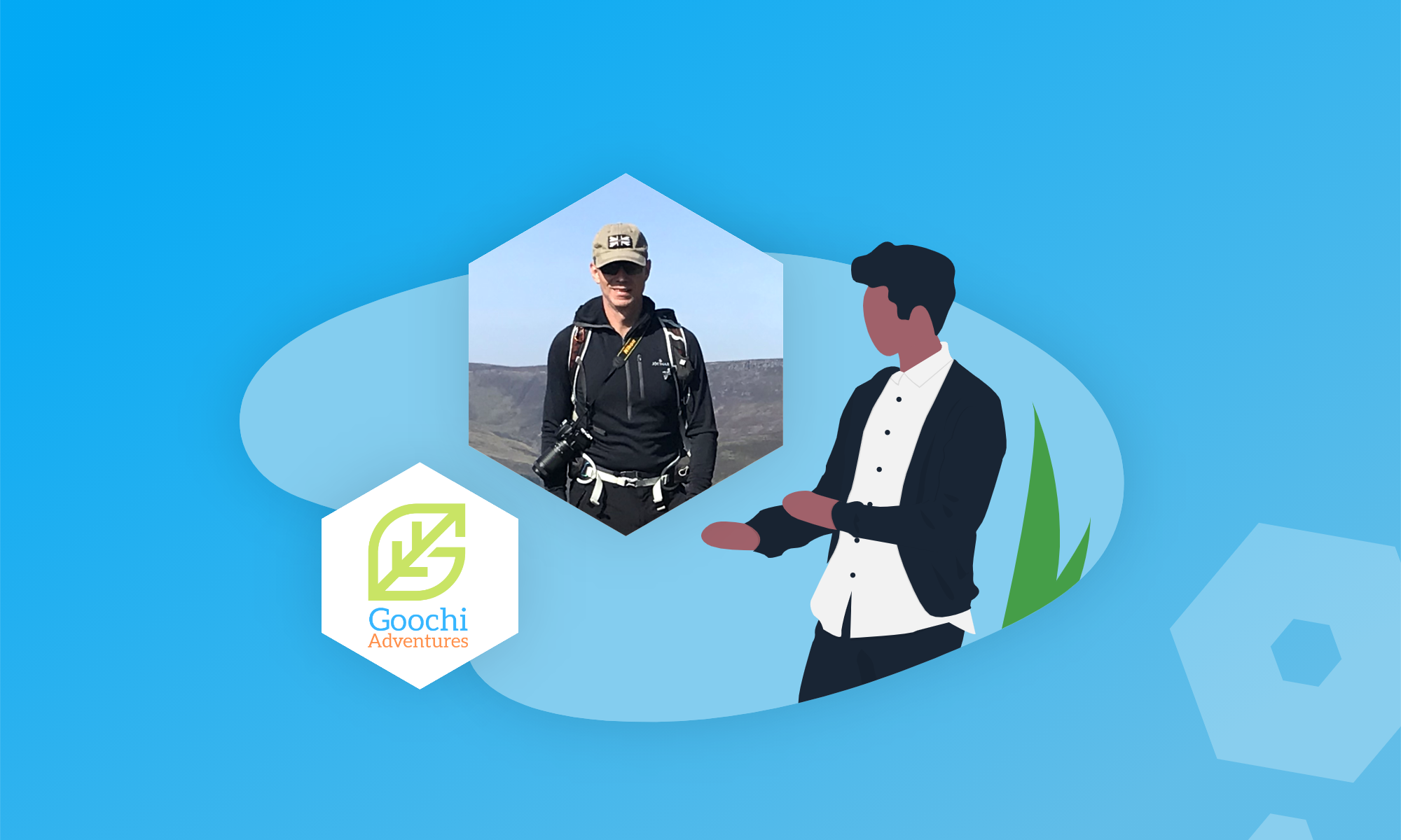 Goochi Adventures - Business of the Month - Andy Gooch